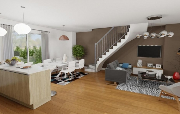 URBAN HOME Appartement | LYON (69005) | 72 m2 | 414 000 €