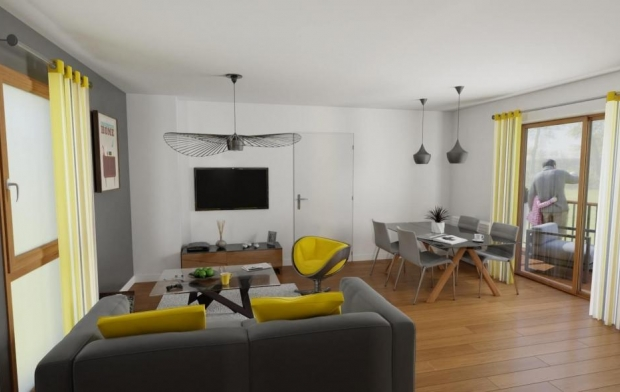 URBAN HOME Appartement | LYON (69005) | 47 m2 | 275 000 €