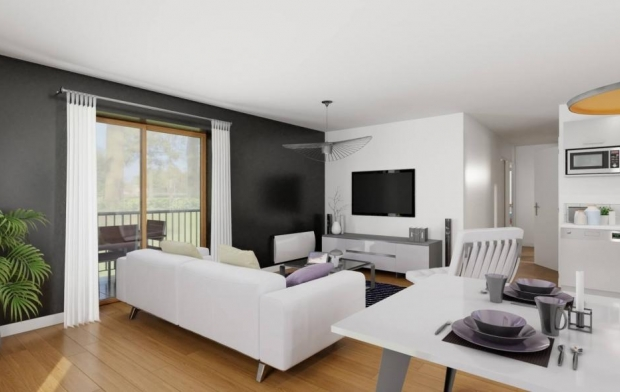URBAN HOME Appartement | LYON (69005) | 74 m2 | 403 900 €
